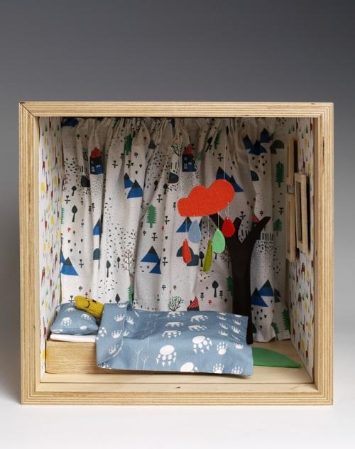 Дизайнерские кукольные домики