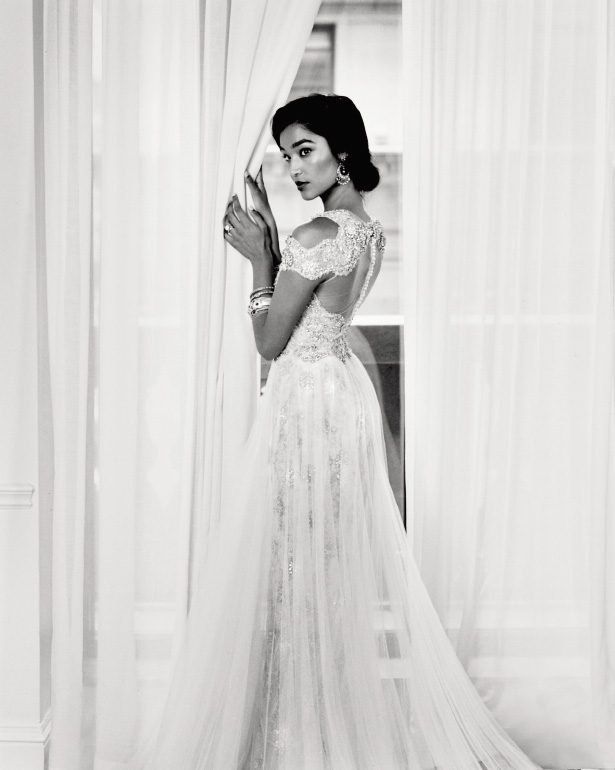 Photographer Jamie Beck captures Marchesa's designer collaboration of four unique wedding dresses inspired by The St. Regis Hotels from around the world.