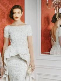 Свадебное платье. Романтические видения.