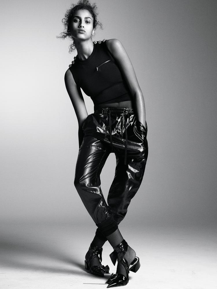 Топ Bergdorf Goodman; Isabel Marant брюки