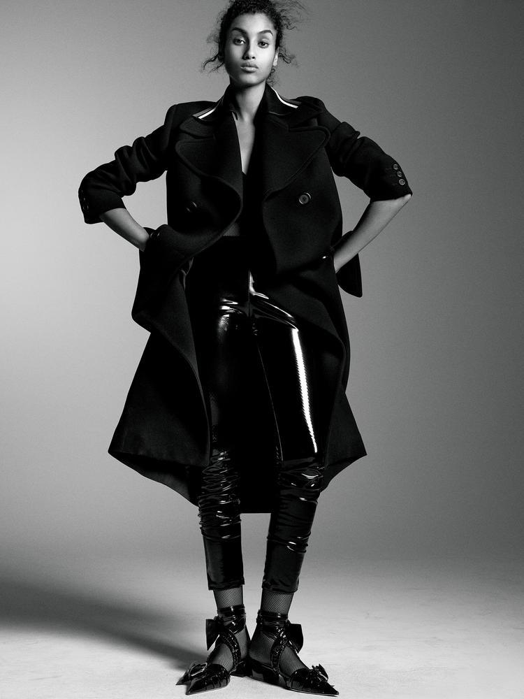 Пальто Miu Miu. Wanda Nylon брюки