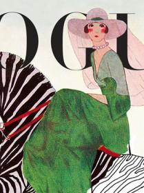 Vogue — первая в мире fashion книжка-раскраска